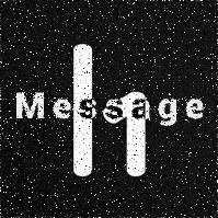 Decrypted messages